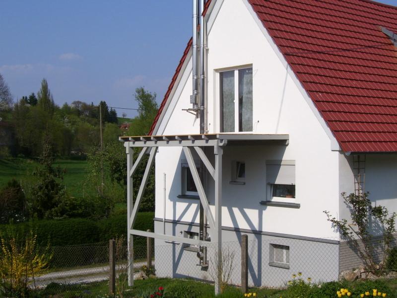 Schreinerei ABT Balkone Terrassen